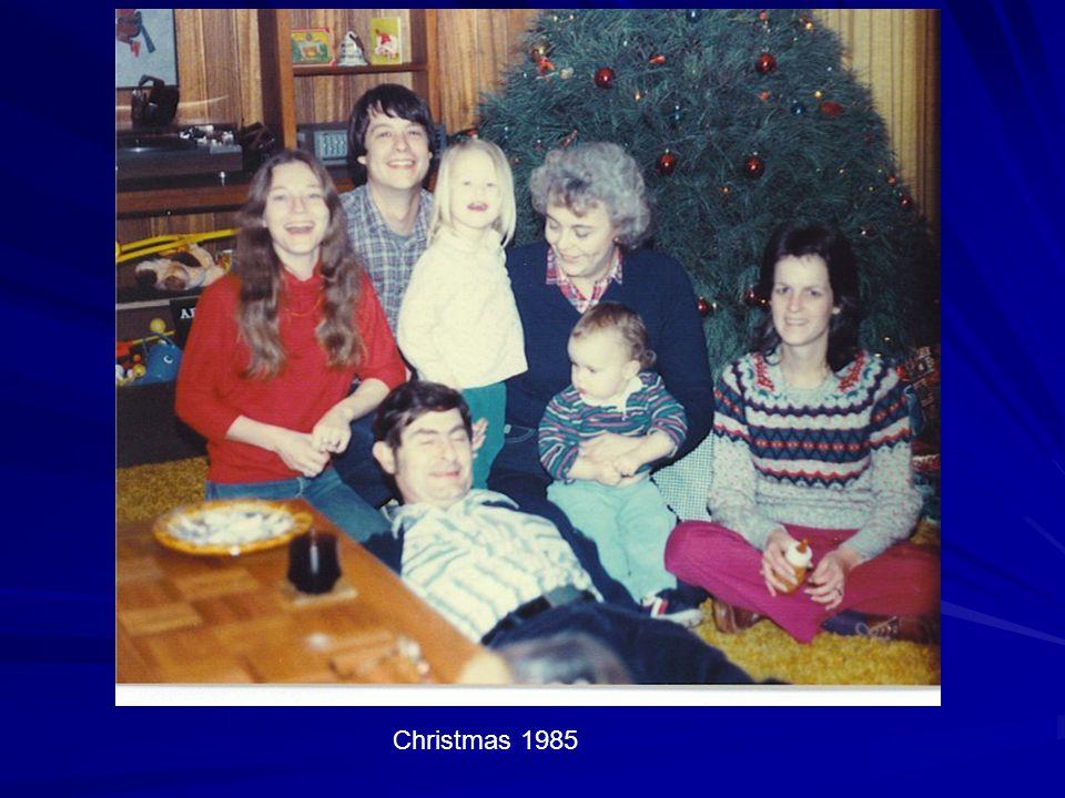 Xmas 1988- Life is Good