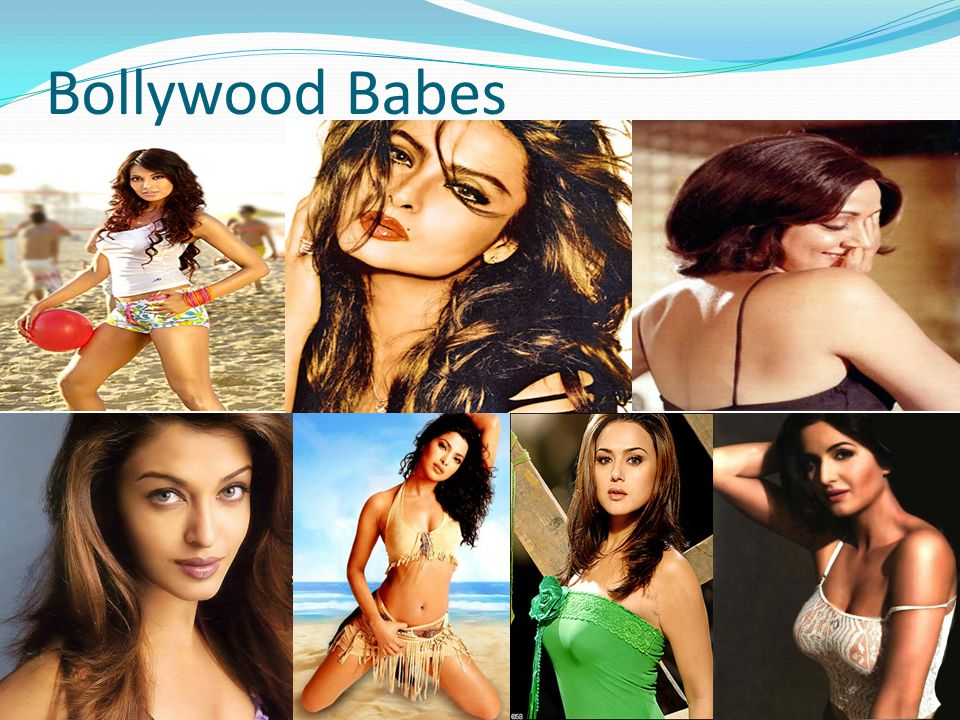 Bollywood Exported.