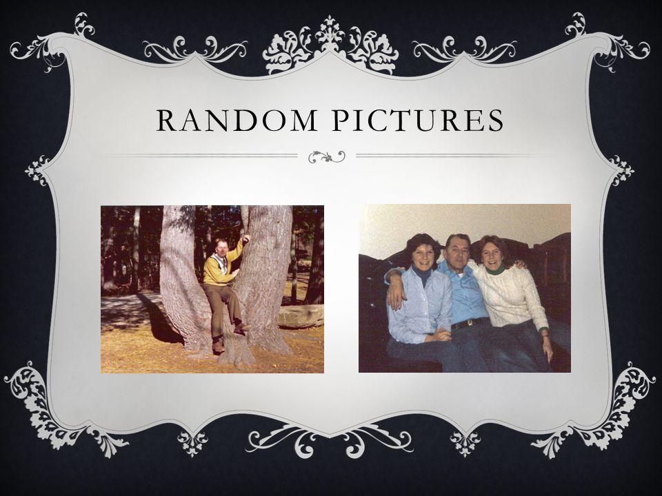 RANDOM PICTURES