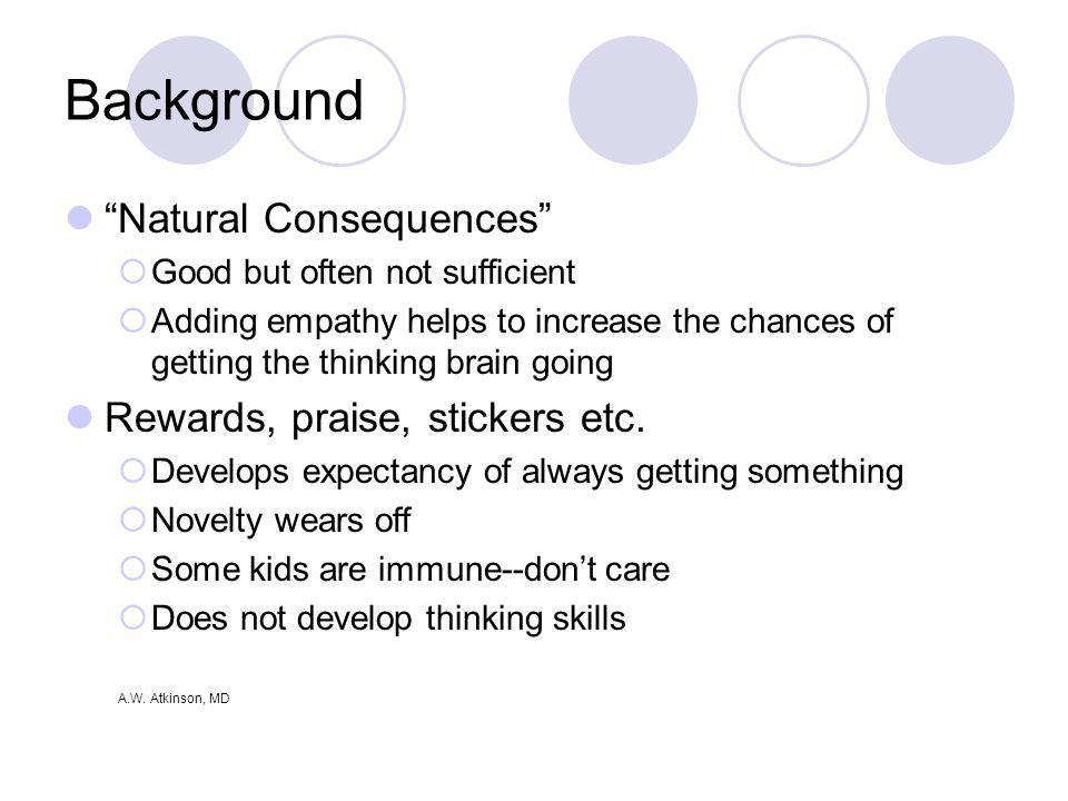 Background Drill Sergeant approach Tends to activate the Emotional Brain Does not develop thinking skills Insulting to some kids Interferes with free