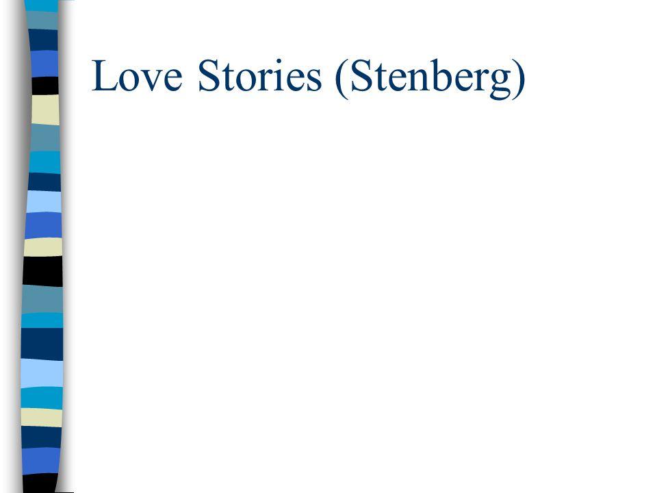 Love Stories (Stenberg)