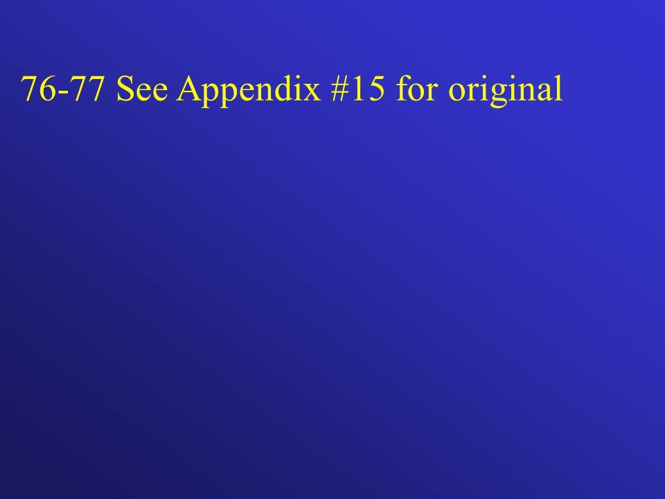 76-77 See Appendix #15 for original
