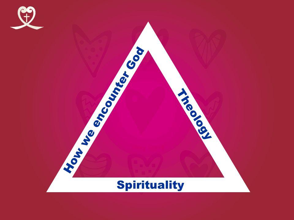 Holy Spirit Spirituality Theology How we encounter God