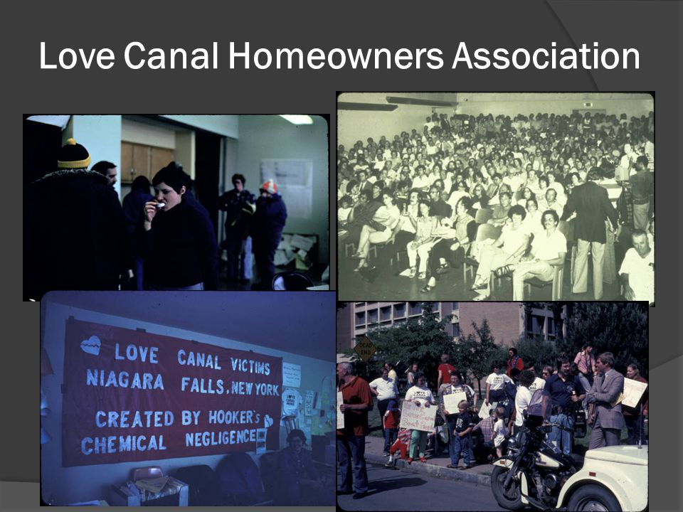 Love Canal Homeowners Association
