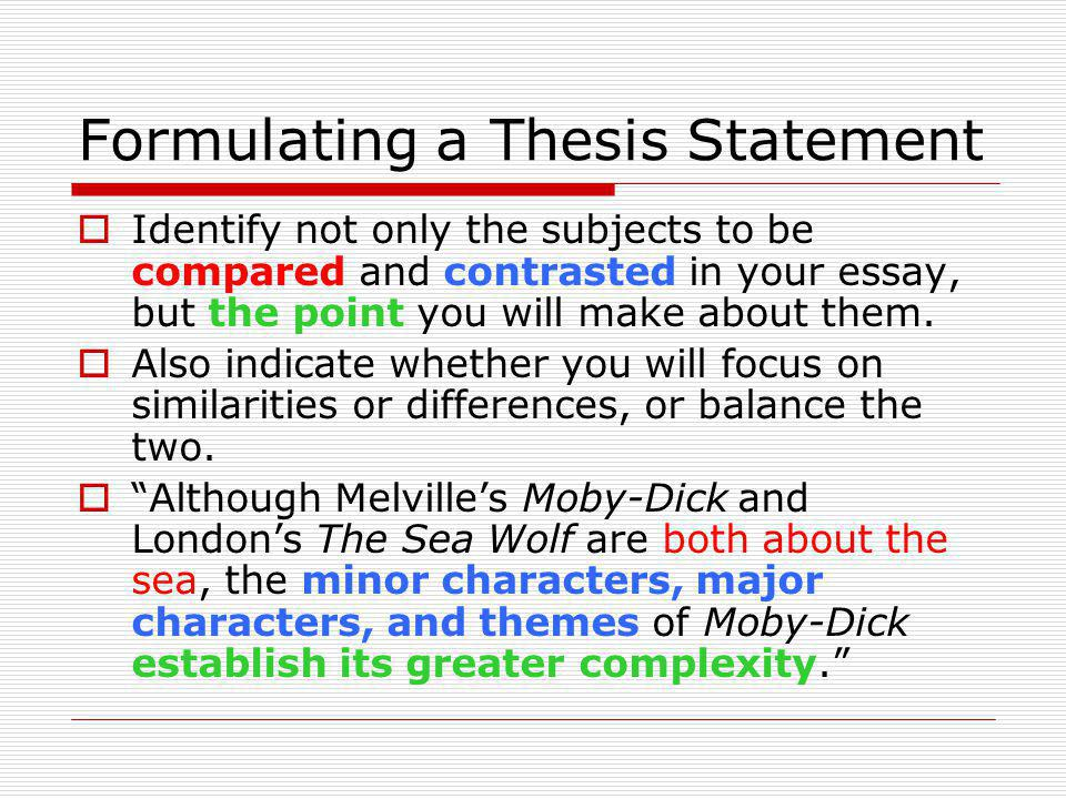 write thesis compare contrast essay  business plan for  write thesis compare contrast essay
