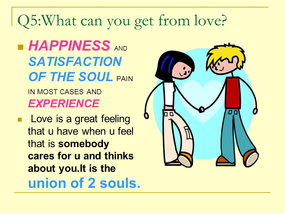Love is...........Important to everyone, more or loss.