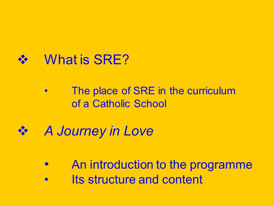 What is SRE.