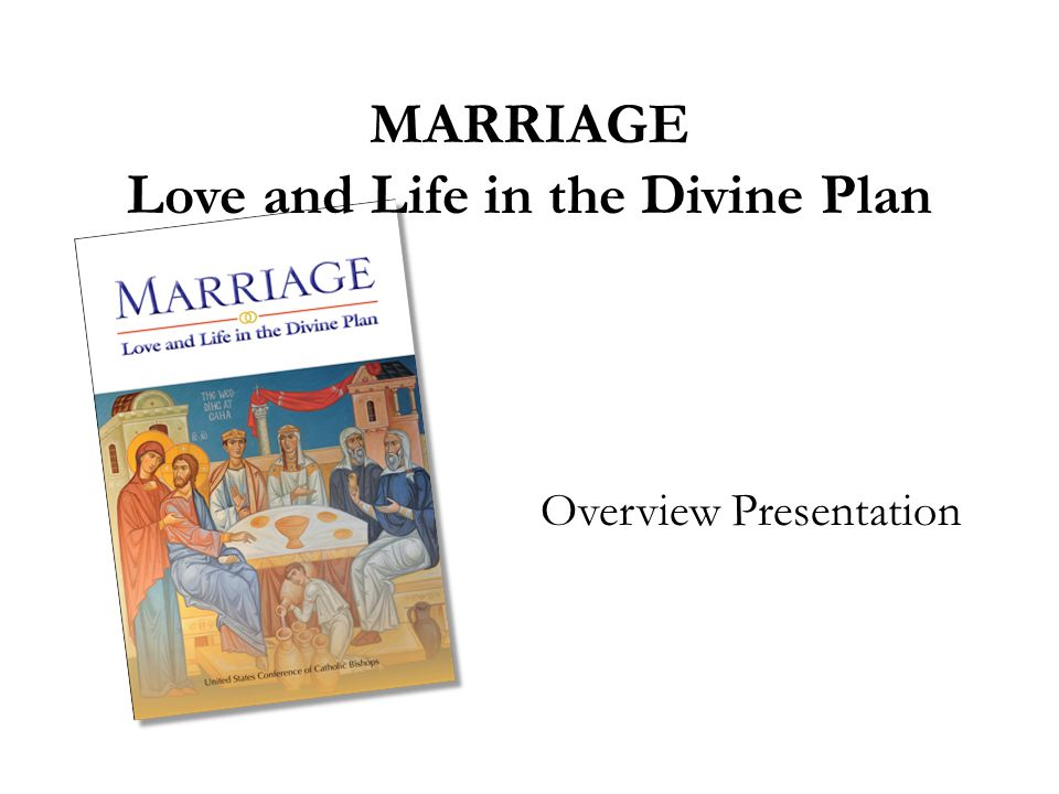 THEME 3: Communion of Love and Life Sexual intercourse signifies the marital covenant; each act must be open to life.