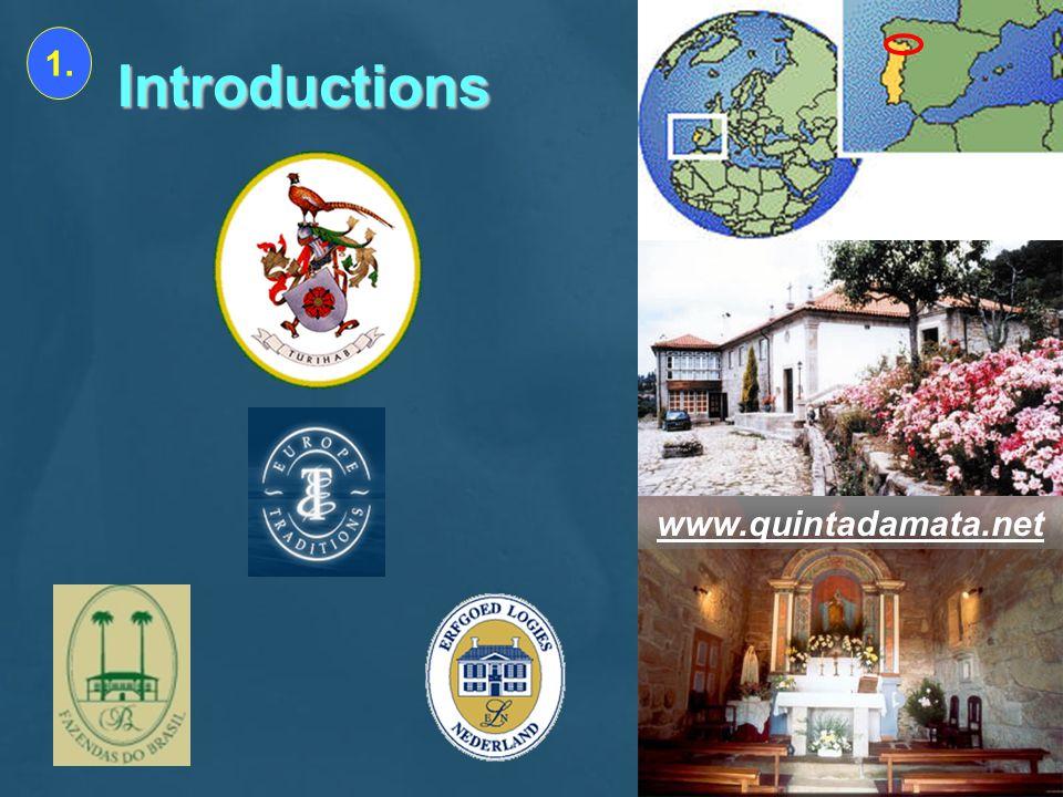 Introductions 1. www.quintadamata.net