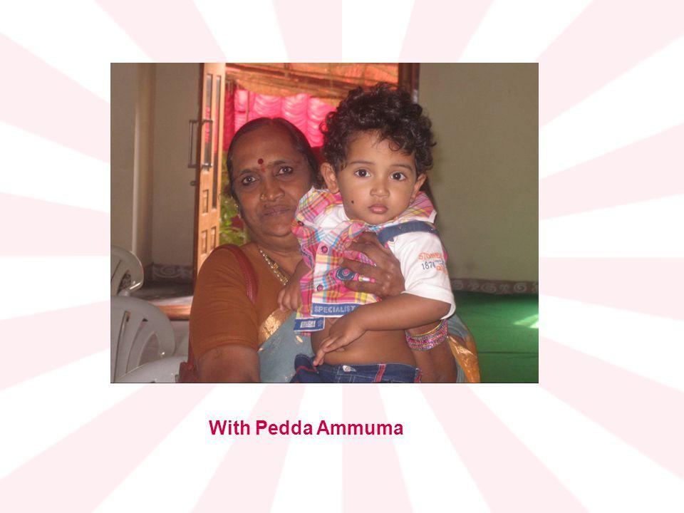 With Pedda Ammuma