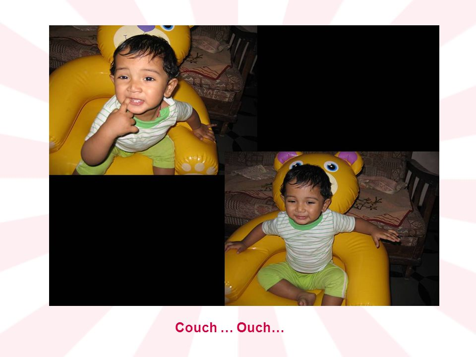 Couch … Ouch…