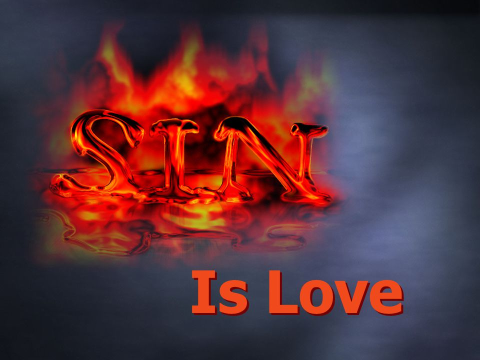1. _________ begins in the heart and mind. Sin