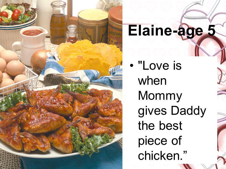 Elaine-age 5