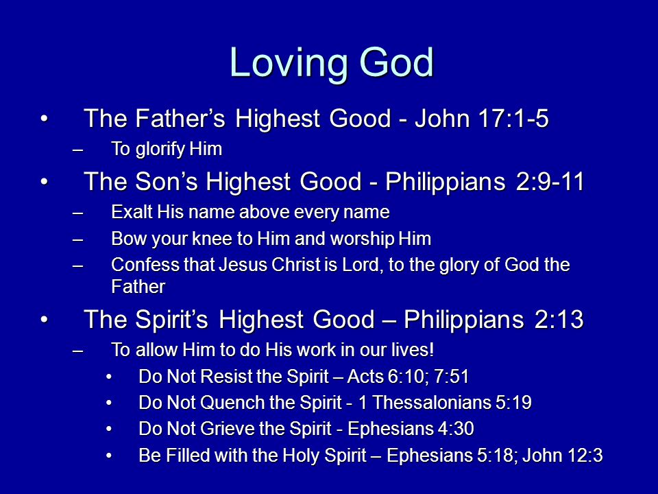 Loving Self Your Highest Good = Obeying God!Your Highest Good = Obeying God.