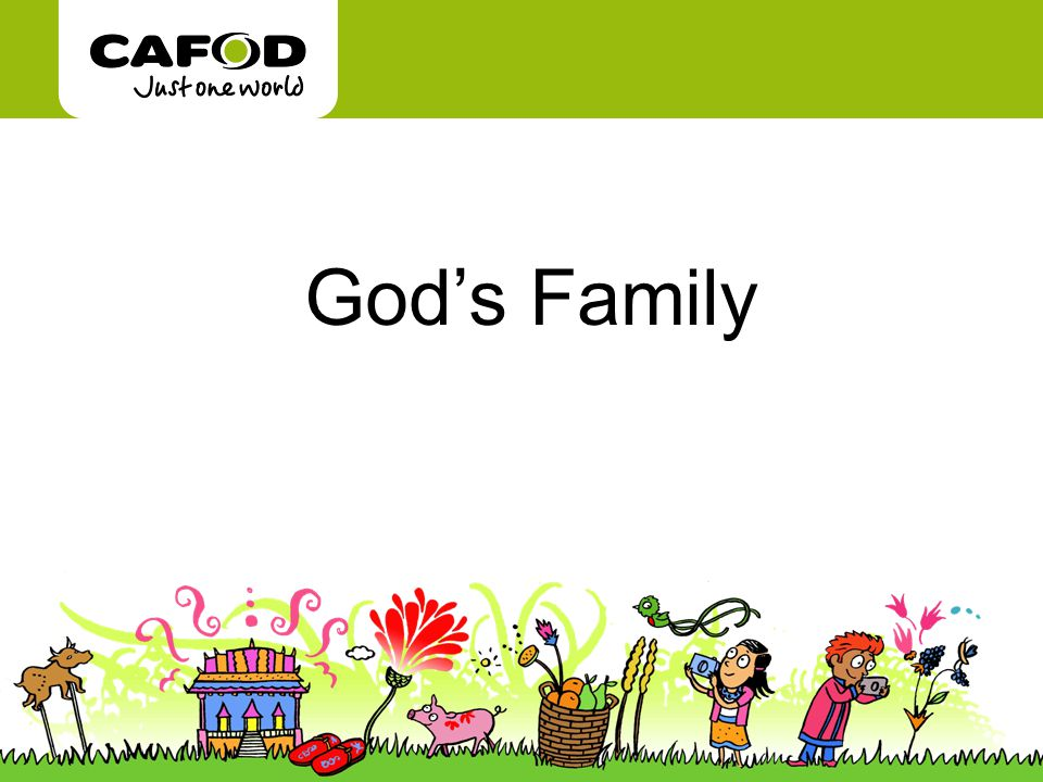 Gods Family