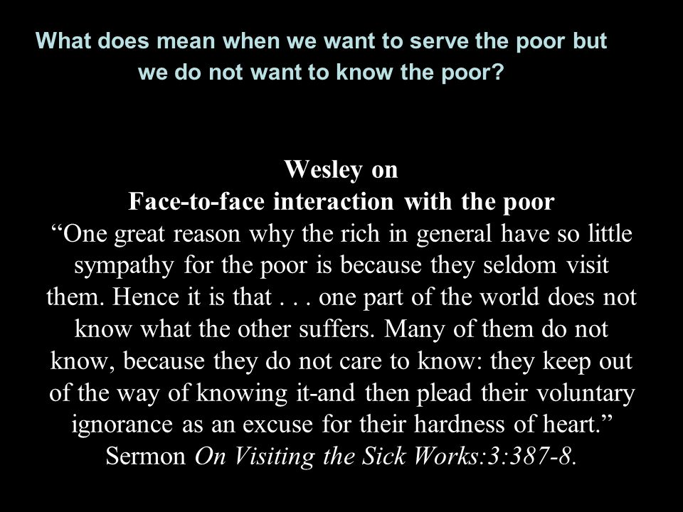 They only asked us to remember the poor; the very thing I was also eager to do -Galatians 2:10