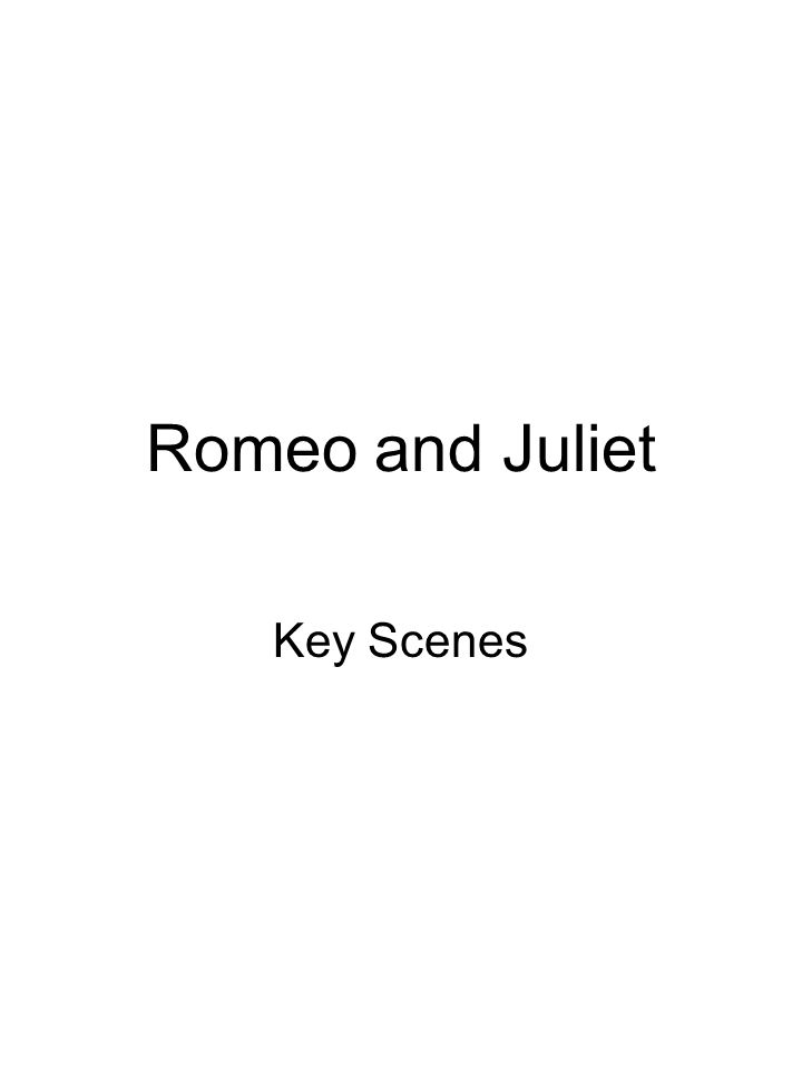 Intro A short summary of both of the plays you have studied.