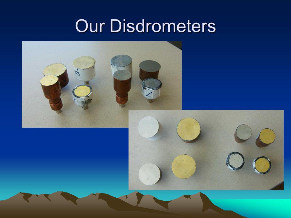 Our Disdrometers