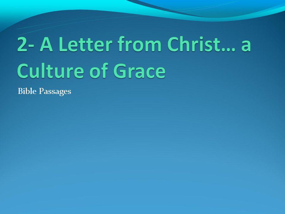 Bible Passages