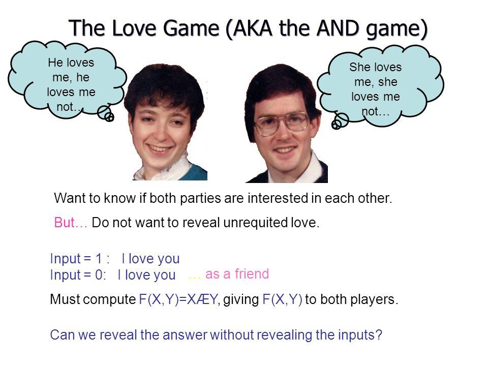 Yao (GMW,GV,K,…): Yes.