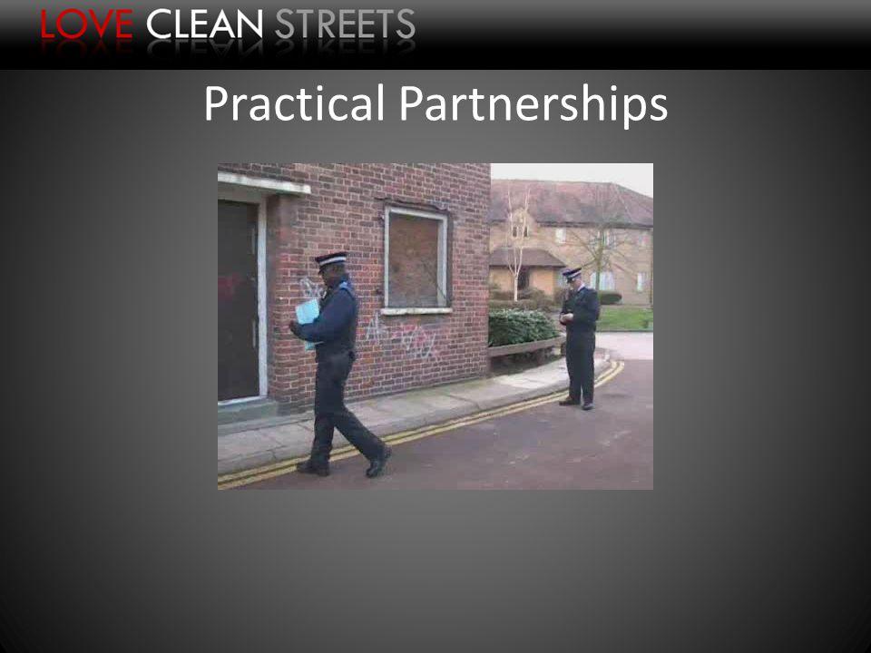 Practical Partnerships