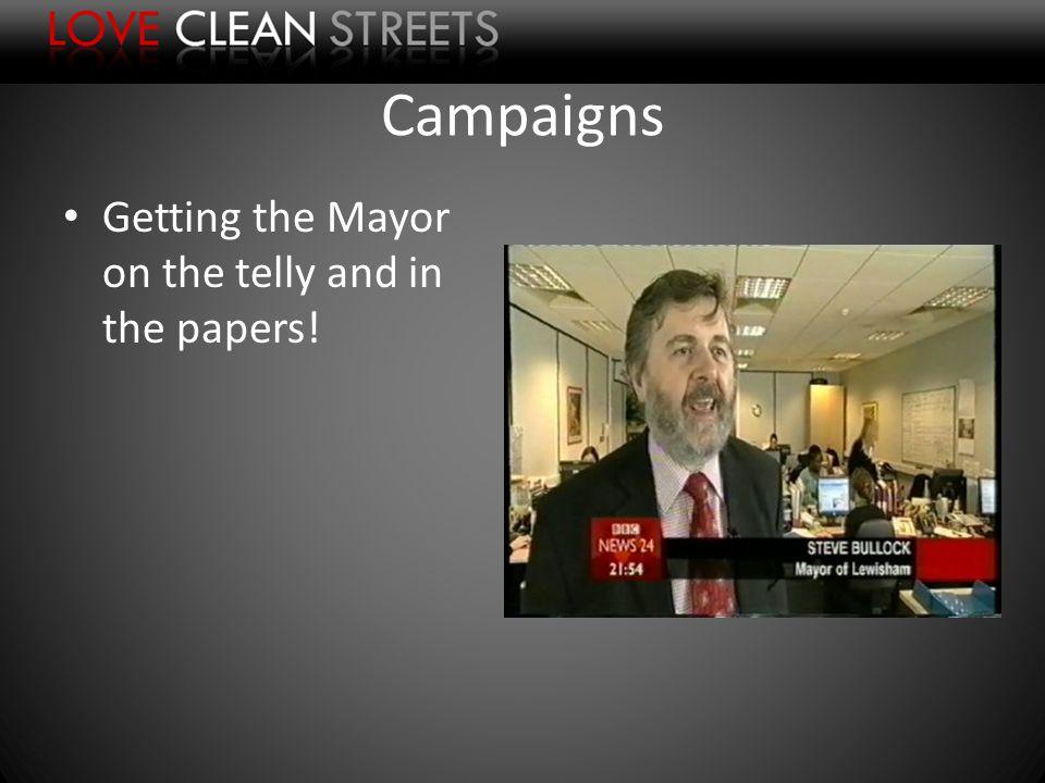 Working with the Local Community to Tackle Graffiti nigel.tyrell@lewisham.gov.uk Blog: http://www.nigeltyrell.com