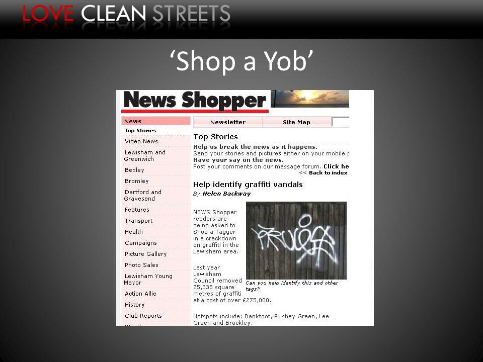 Shop a Yob