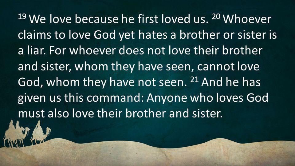 Love...1. Love Sends 8,9 2. Love Saves 10,13,14,15 3.