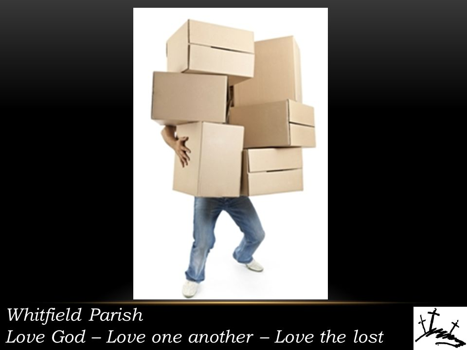 Whitfield Parish Love God – Love one another – Love the lost