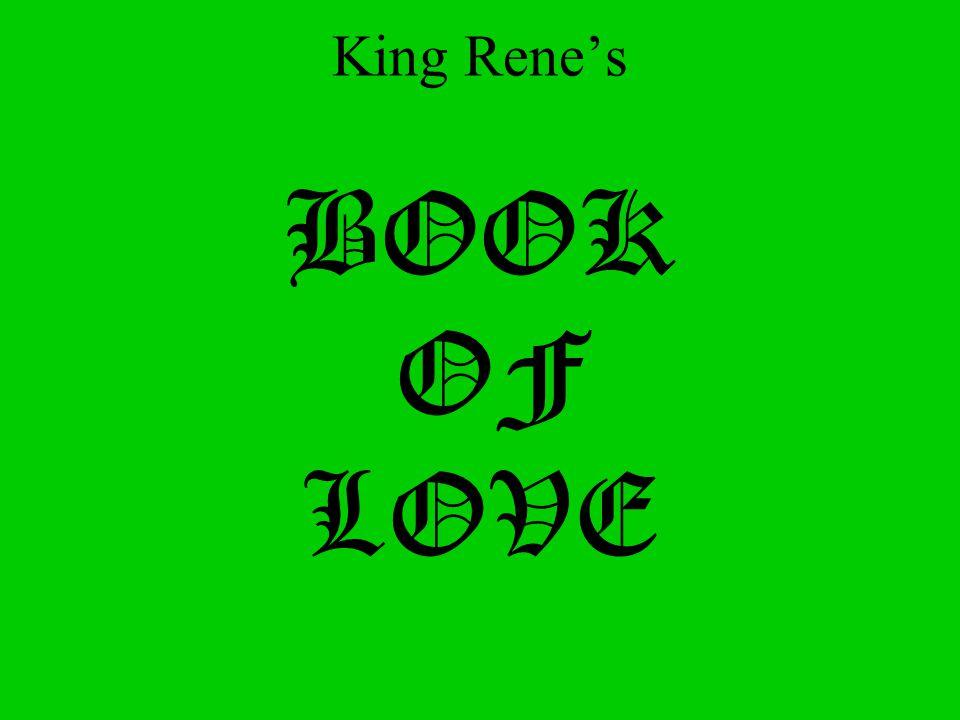 King Renes BOOK OF LOVE