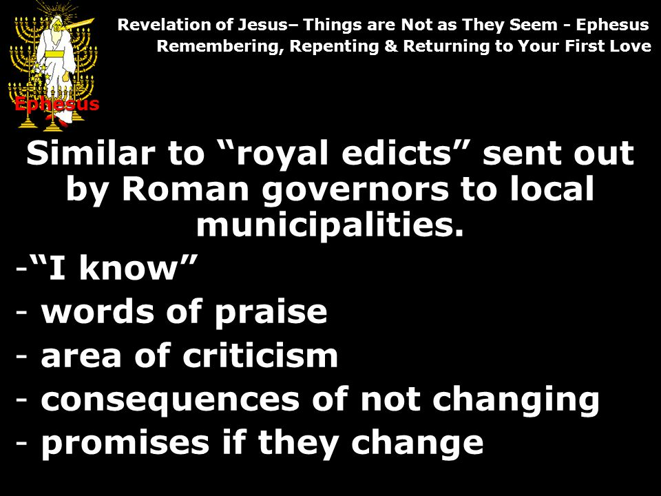 Similar to royal edicts sent out by Roman governors to local municipalities.
