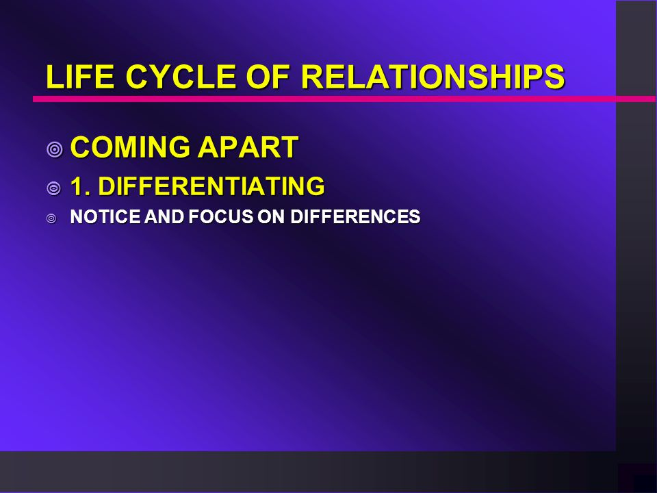 Romantic Love,Real LoveAnd The Cycle of Relationships Romantic Love,Real LoveAnd The Cycle of Relationships Lecture 21c COMMMUNICATION IN EVERYDAY LIF