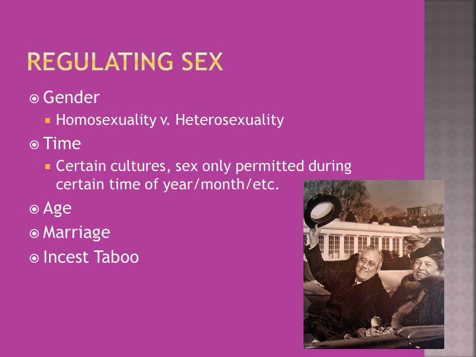 Gender Homosexuality v.