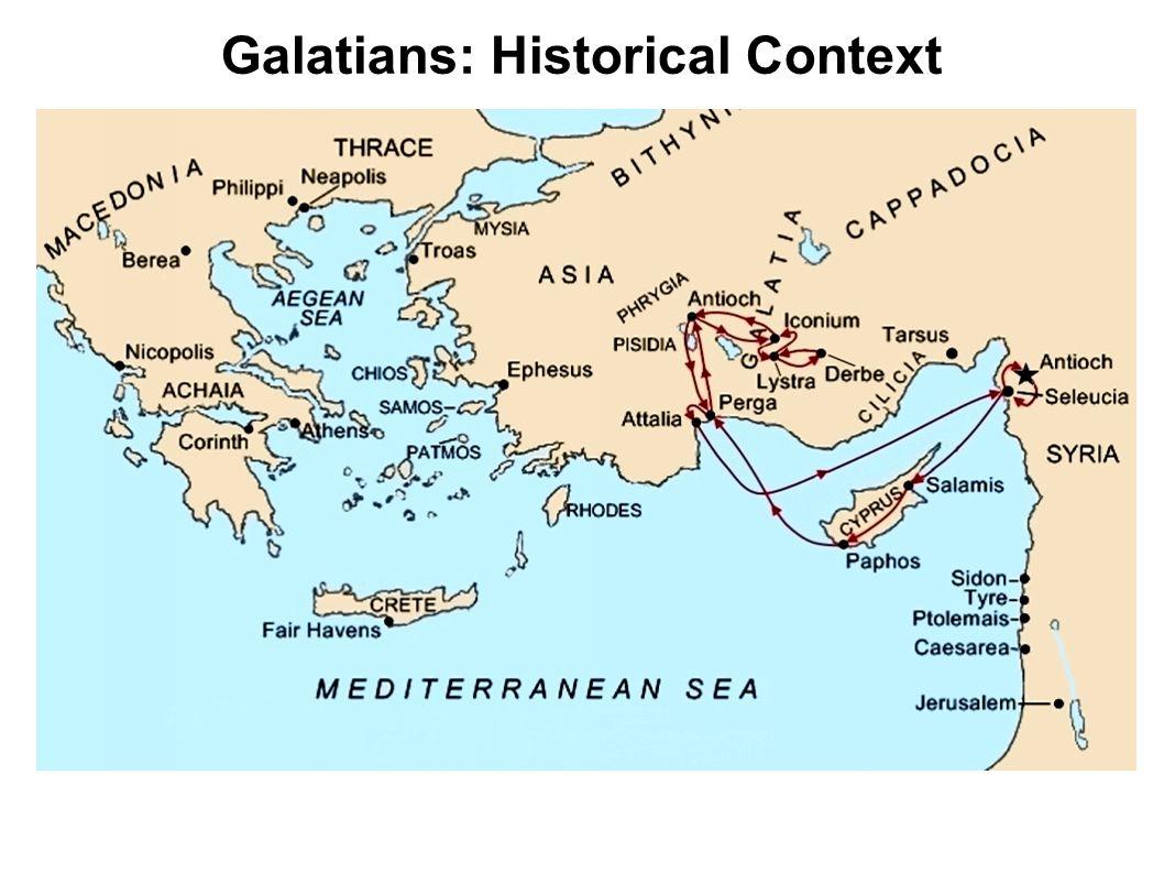 Galatians: Historical Context
