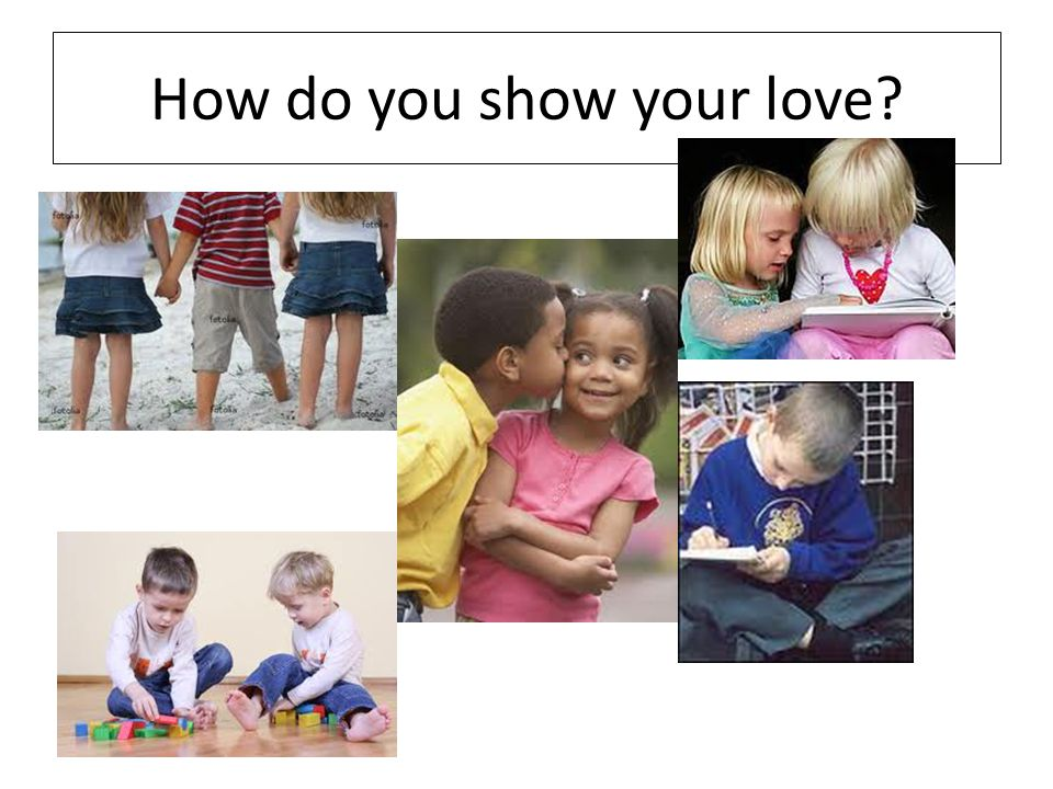 Why do we love.
