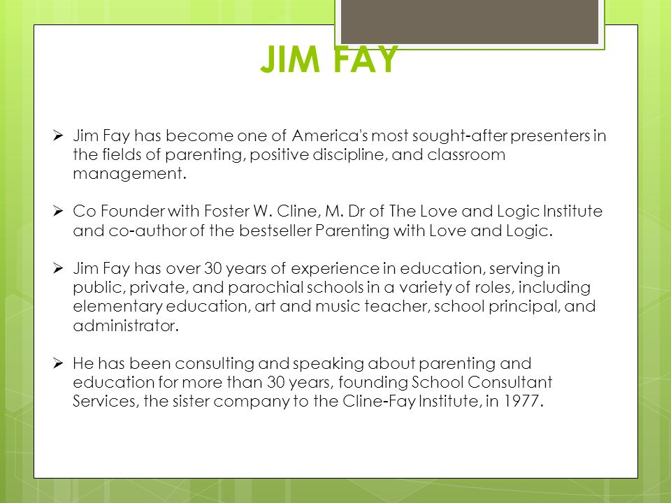 DAVID FUNK Dave Funk has been an educator since 1969 Taught in both regular and special education classrooms.