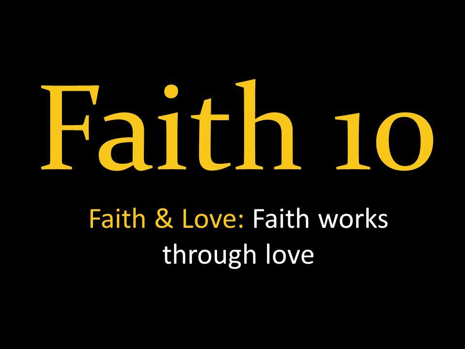 Recap Grace & Faith Knowledge & Faith Hall of Faith Like Precious Faith Words & Faith Growing Faith Confession & Faith