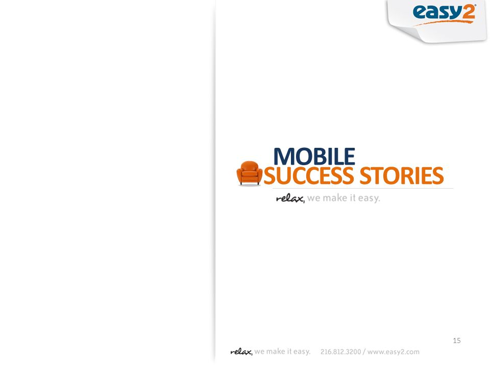 15 MOBILE SUCCESS STORIES