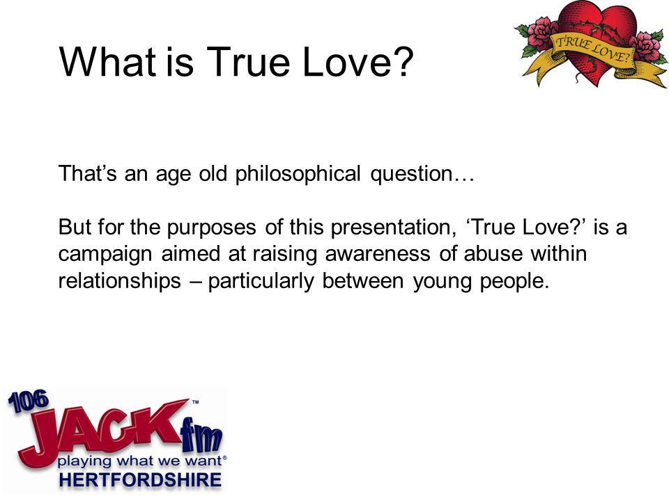 What is True Love.