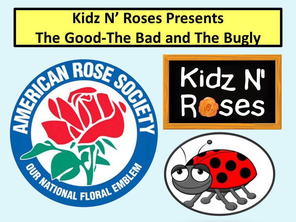 Kidz N Roses Presents The Good-The Bad and The Bugly
