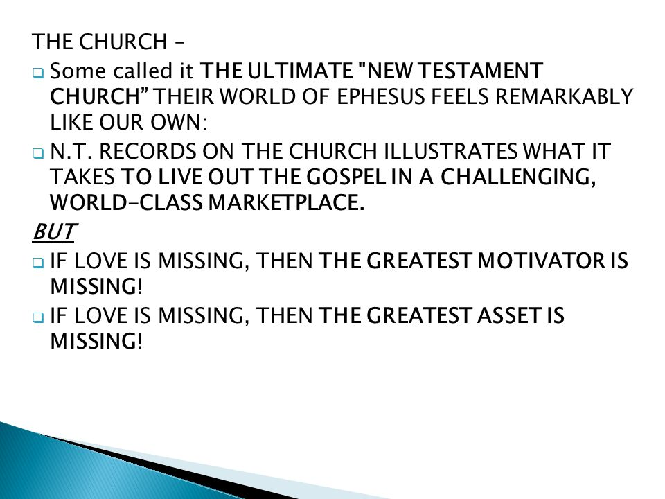 THE CHURCH – Some called it THE ULTIMATE