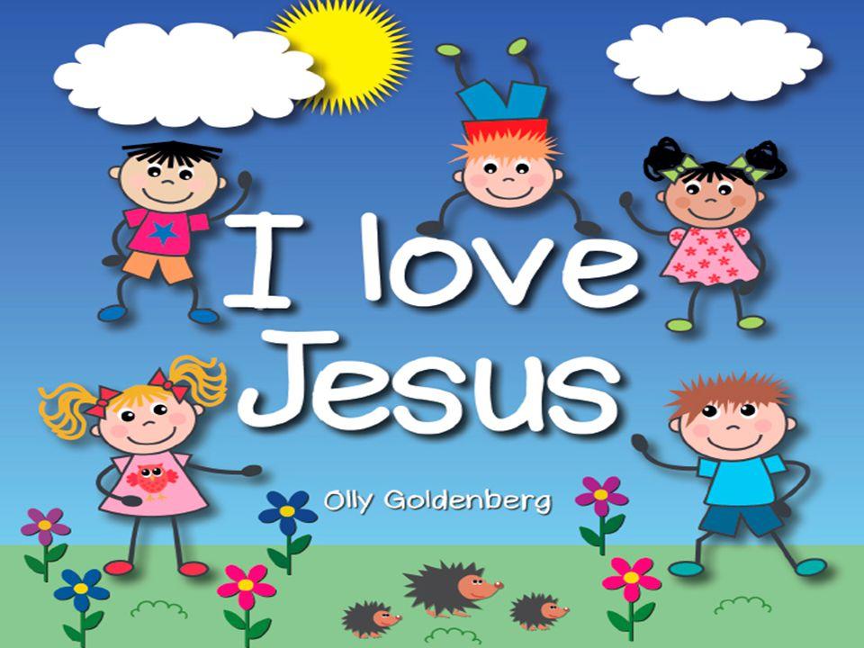 I love Jesus Album All songs are copyright Olly Goldenberg.