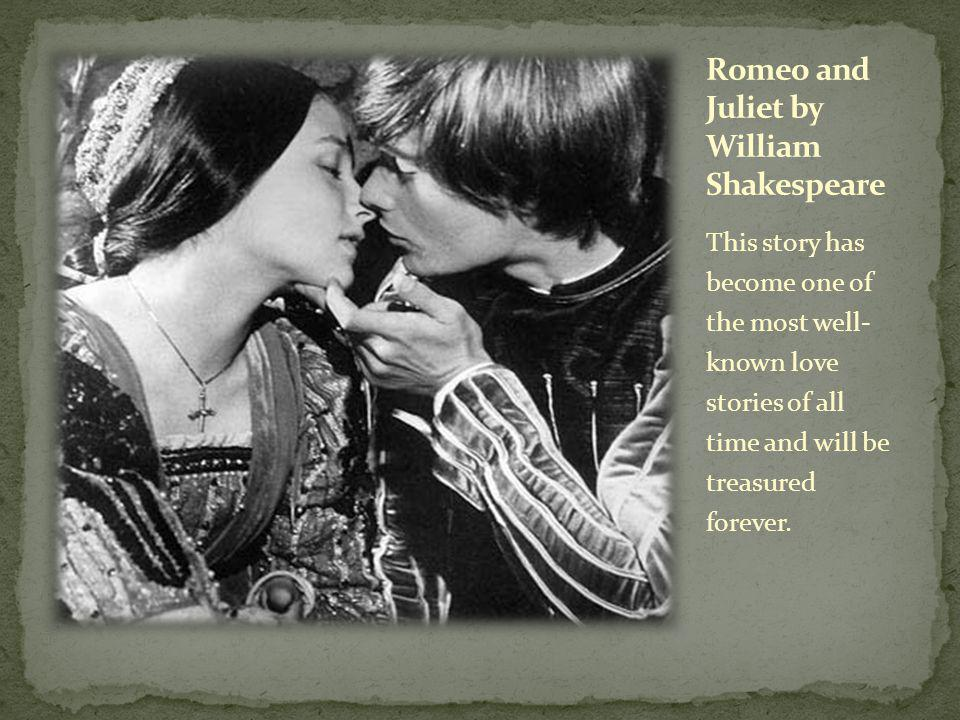 This story has become one of the most well- known love stories of all time and will be treasured forever.