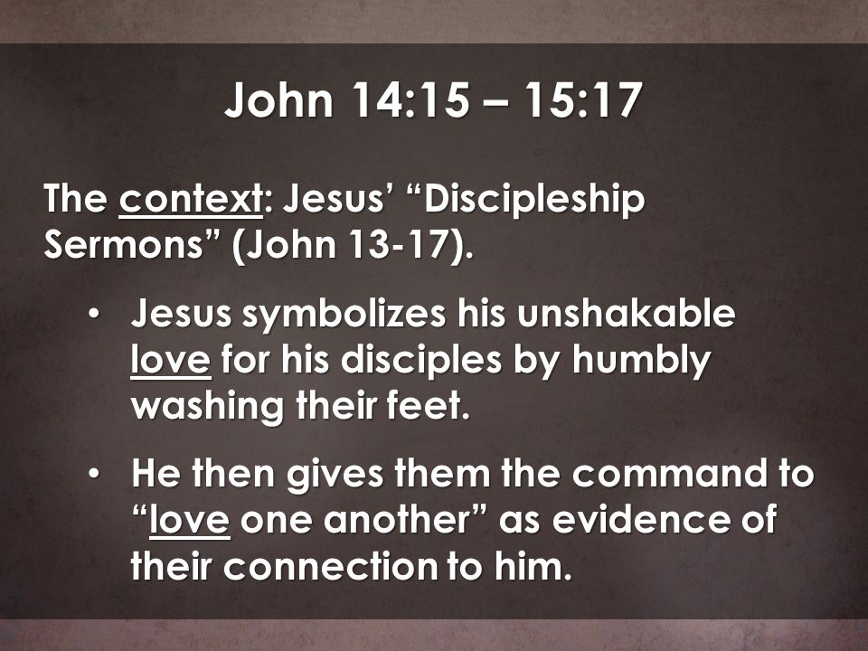 Those Christians are most filled with the Holy Spirit who are least conscious of it.