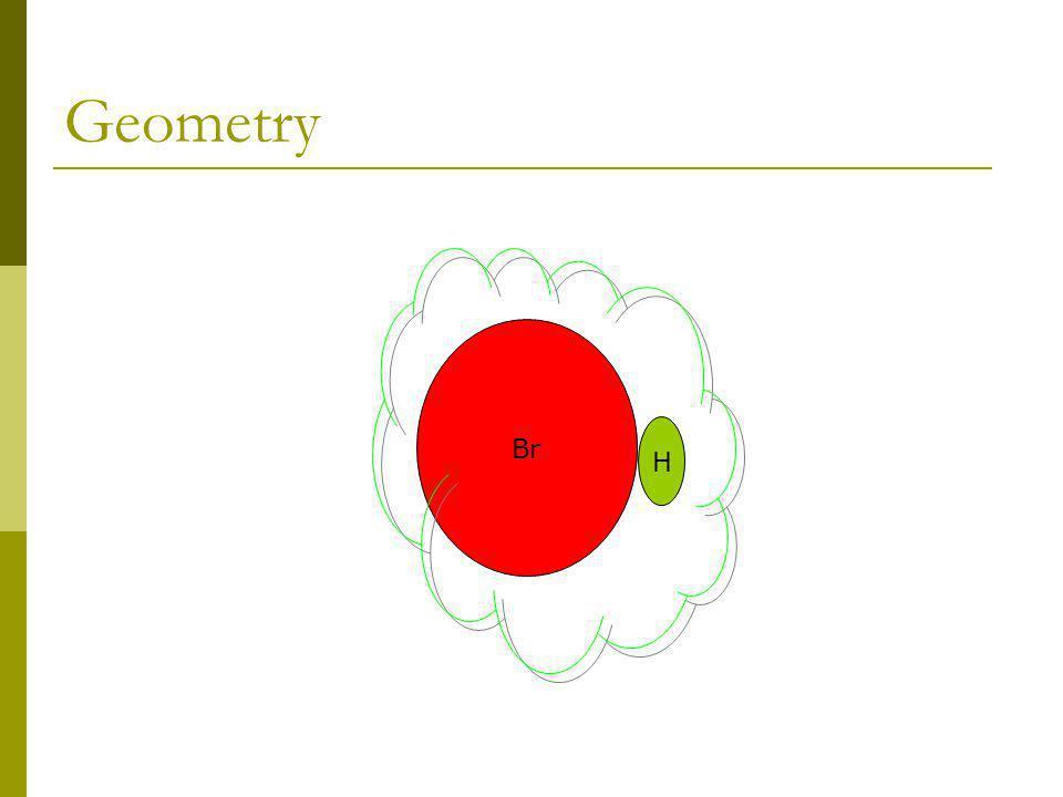 Geometry H Br
