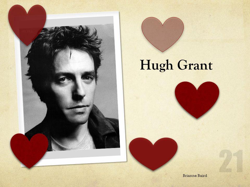 Hugh Grant Brianne Baird 21