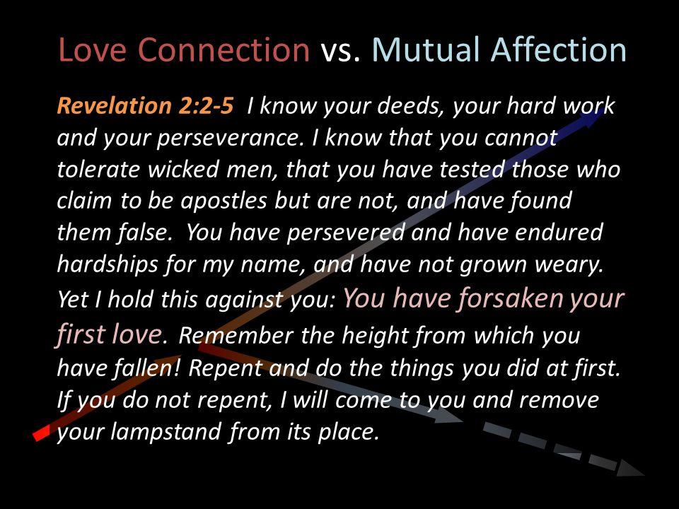 Love Connection vs.