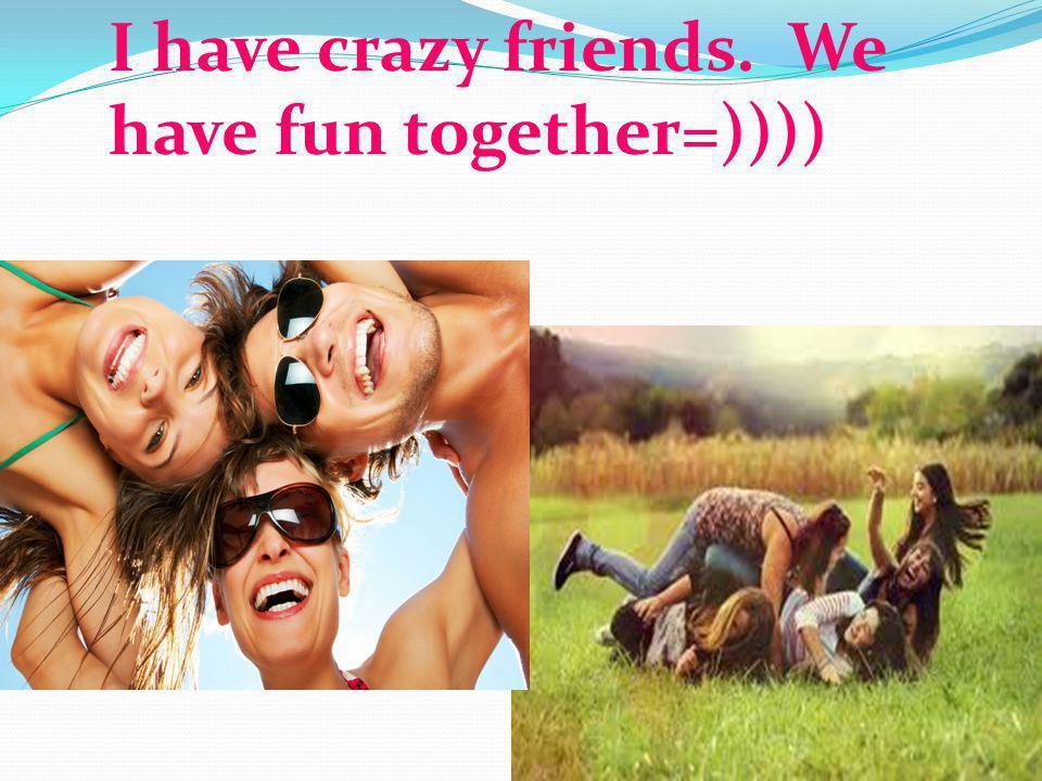 I have a big family: mother-Sveta, father-Nikolai, brother Yura, sister –Angelika, and me.