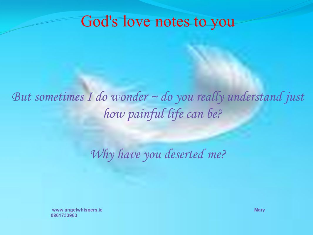 Love notes to God Brilliant I get to live another magical day show me how to live it to my best creative ability.