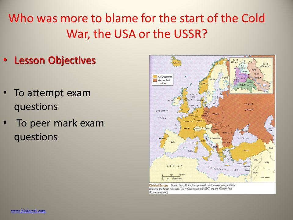 was the cold war inevitable essay  cold war essays and papers 123helpme